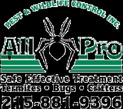 All Pro Pest & Wildlife Control: Glenside, PA