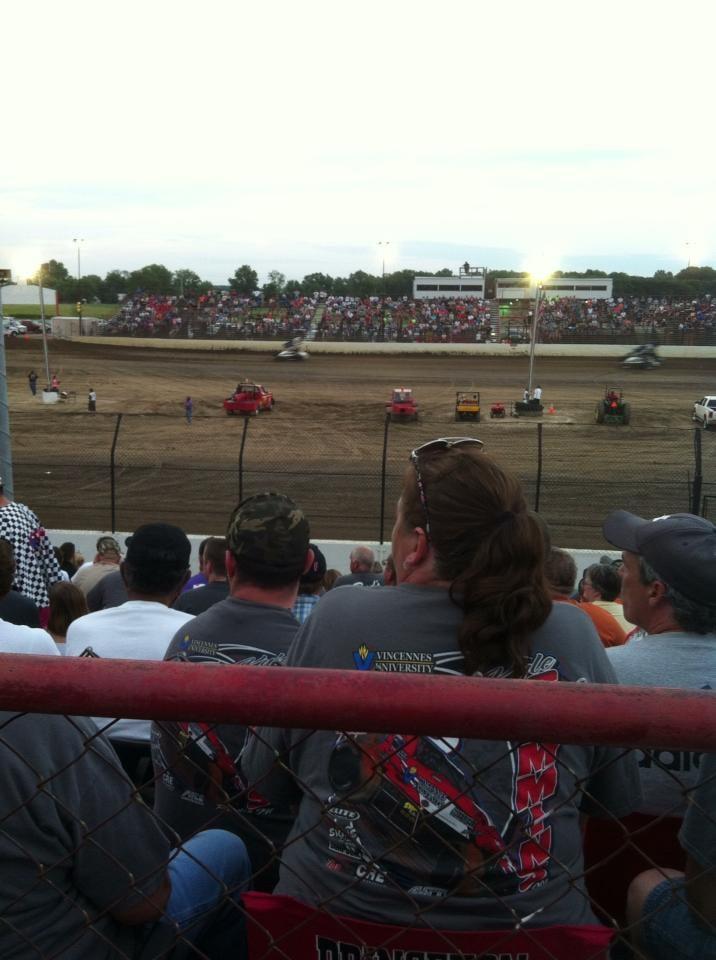 Tri-State Speedway: 9981 S US Hwy 41, Haubstadt, IN