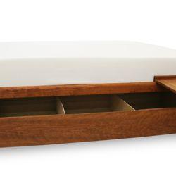 Photo Of Bedworks Cambridge Ma United States Floating Platform Bed W