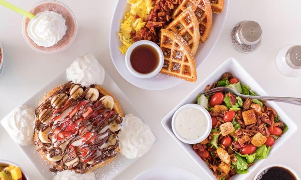 BrewBerry Cafe: 1198 W Katella Ave, Anaheim, CA