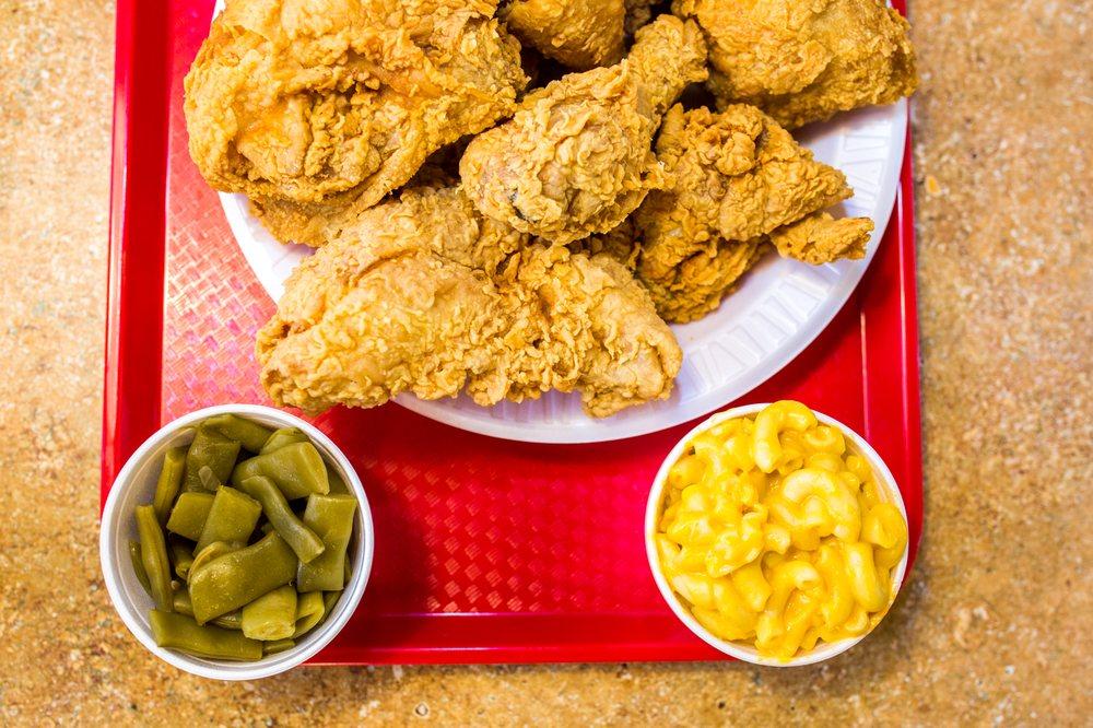 Chicken Express: 1901 State Hwy 16 S, Graham, TX