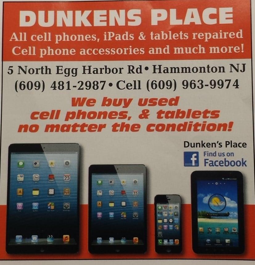 Dunken's Place: 5 N Egg Harbor Rd, Hammonton, NJ