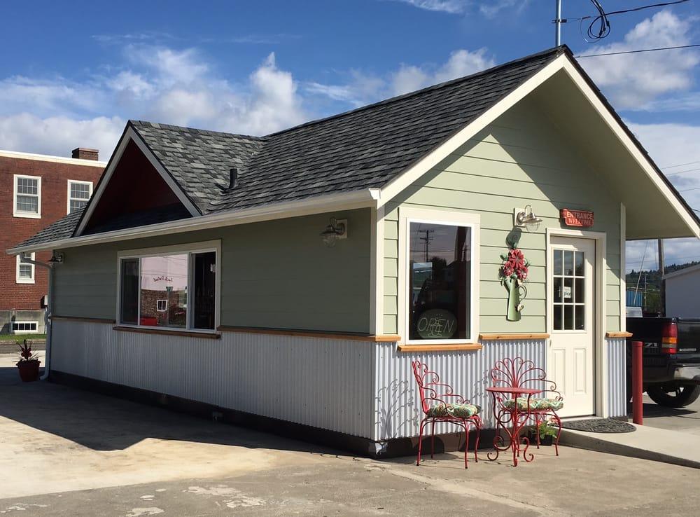 Hot Shots Espresso: 213 W Pioneer Ave, Montesano, WA
