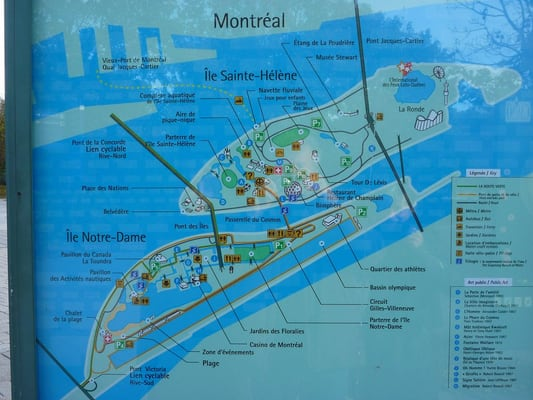 Complexe Aquatique du Parc Jean-Drapeau