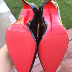 christian louboutin shoe repair orange county