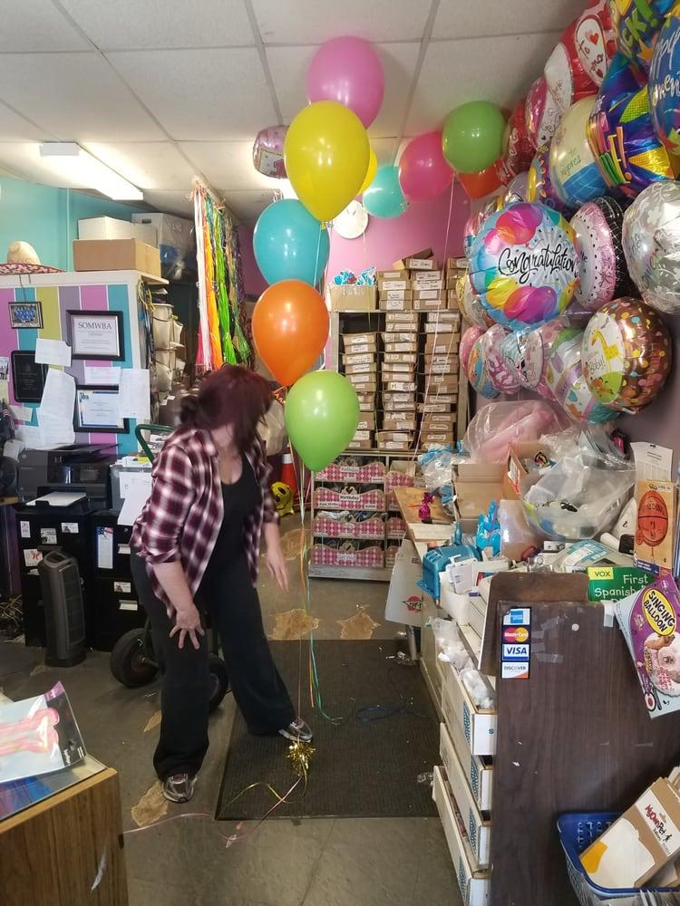 Balloon City of Boston: 995 Bennington St, Boston, MA