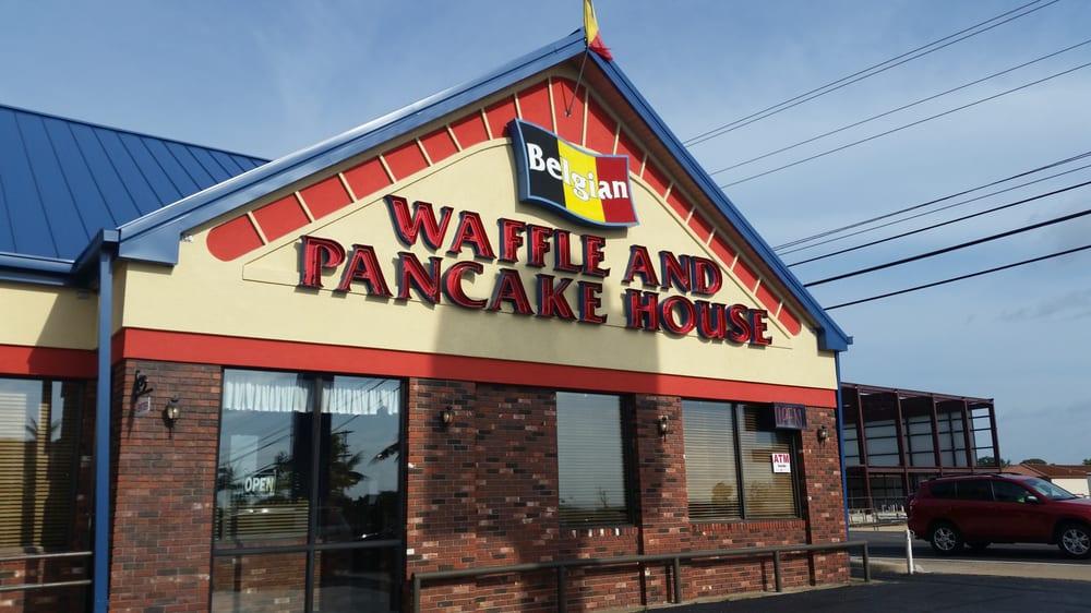 Belgian Waffle & Pancake House - 38 billeder & 105 ...