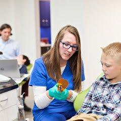 Knapp Orthodontics: 2465 Byron Station Dr SW, Byron Center, MI