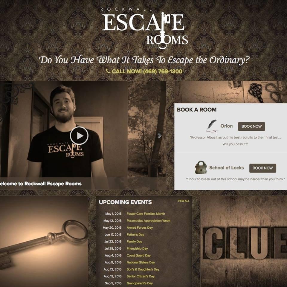 Escape The Room Rockwall