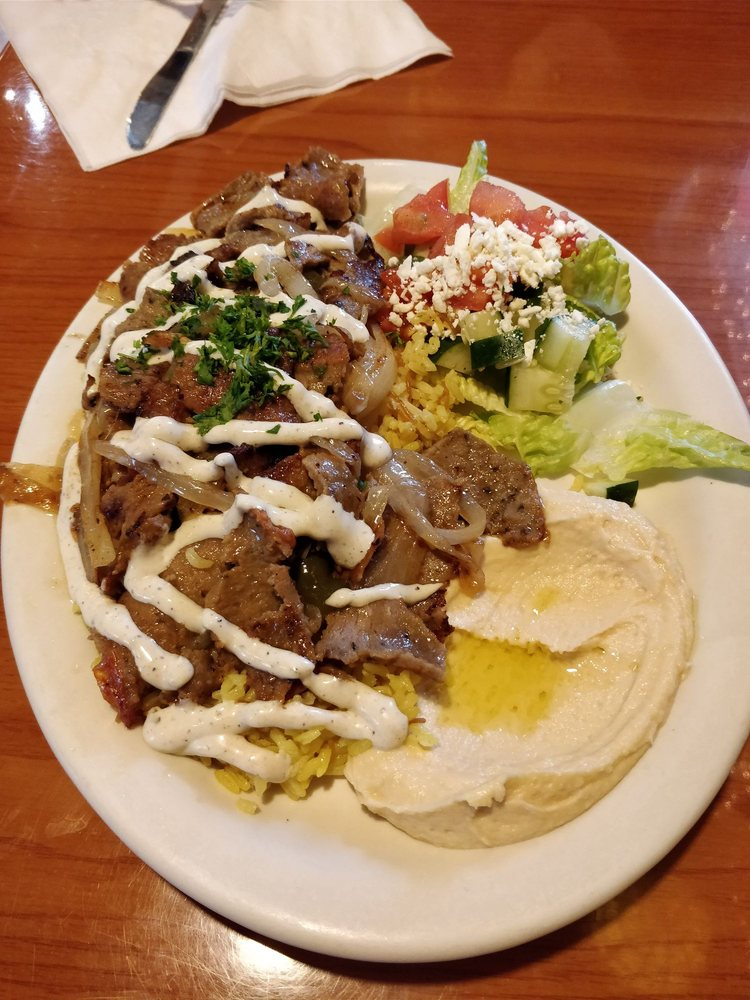 Mediterranean Cuisine: 214 Ward Cir, Brentwood, TN