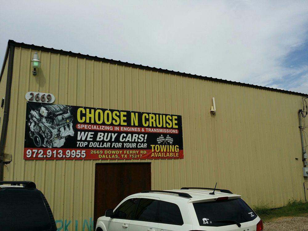 Choose N Cruise - Auto Parts & Supplies - 2669 Dowdy Ferry Rd ...