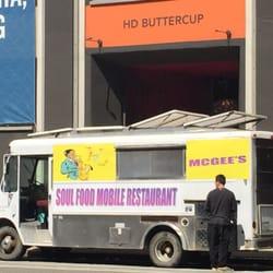 McGee's Creole Cajun Cuisine Food Truck - CLOSED - 1201 4th St