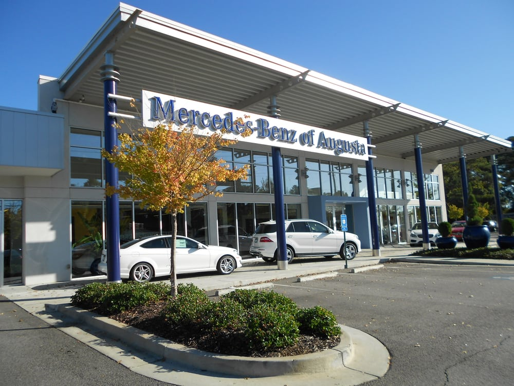Mercedes benz of augusta 17 photos car dealers 3061 for Mercedes benz dealership phone number
