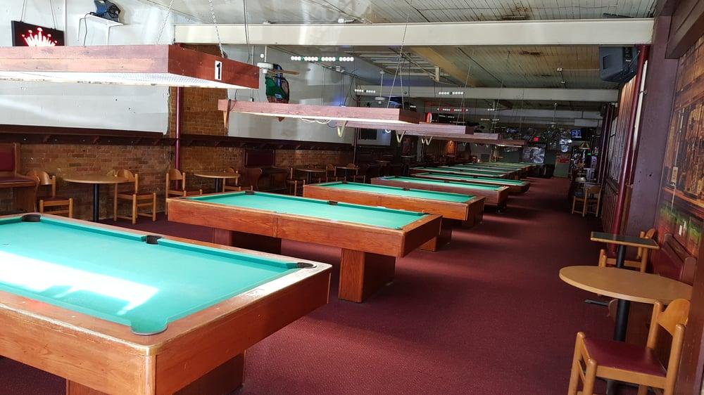 Smitty's Billiards, Bar & Grill: 100 W Main St, Brenham, TX