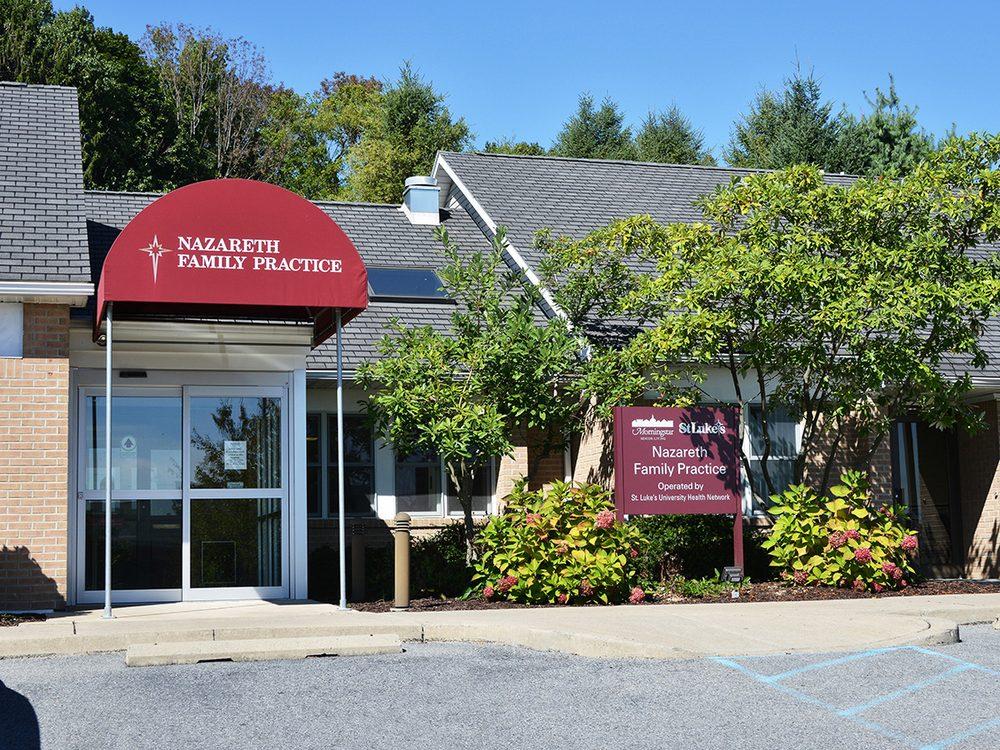 St. Luke's Nazareth Family Practice: 305 W North St, Nazareth, PA