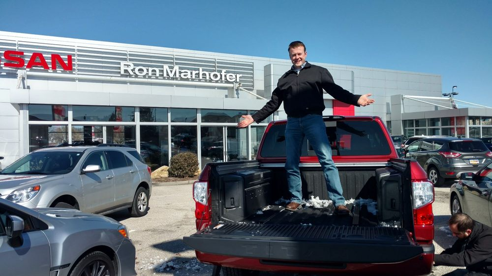 Ron Marhofer Nissan