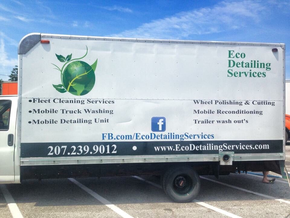 Eco Detailing Services: 721 Poland Rd, Auburn, ME