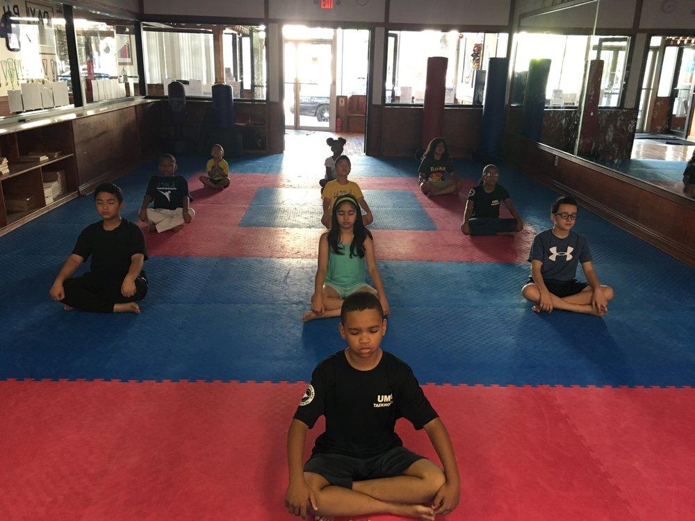 United Martial Art Taekwondo: 25 S Washington Ave, Bergenfield, NJ