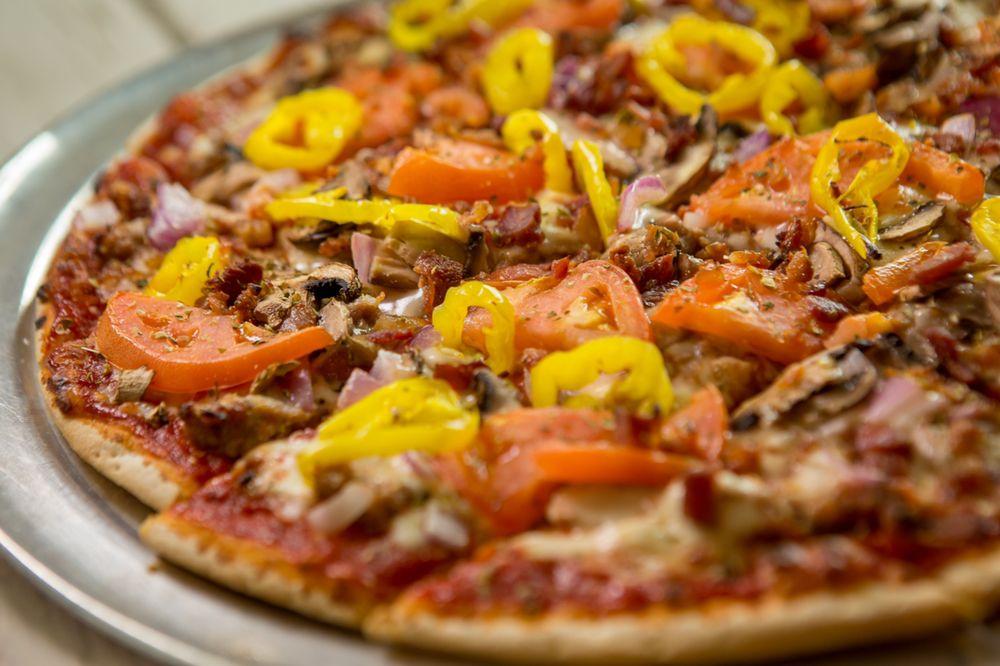 DiMaggio's Pizza - Fairfield: 1312 W Main St, Fairfield, IL