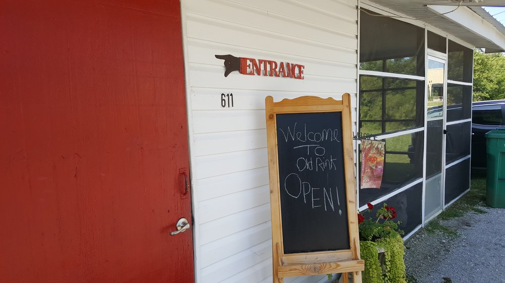The Old Rink Emporium: 611 Brents Rd, Lewisburg, TN