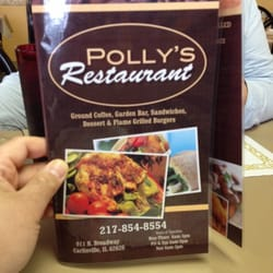 Photo Of Polly S Restaurants Carlinville Il United States