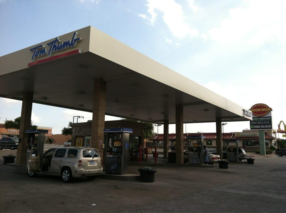 Photo of Tom Thumb Gas Station - Dallas, TX, United States. Gas Station