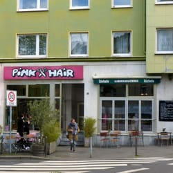 Tussmannstr Düsseldorf pink hair hair salons tußmannstr 3 pempelfort dusseldorf