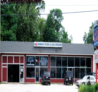 Norman's Glass & Auto Services
