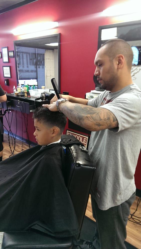 Hook up barbershop