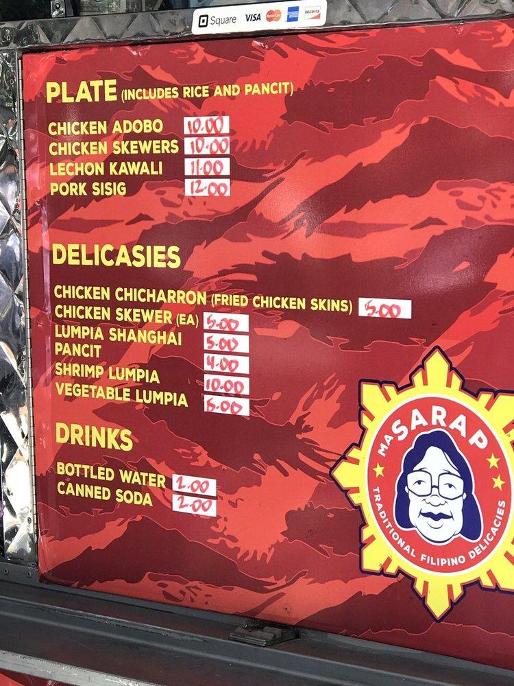 Ma Sarap Food Truck - 69 Photos & 46 Reviews - Food Trucks