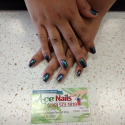 Ace nails 17 photos nail salons 30 hancock bridge pkwy w photo of ace nails cape coral fl united states chameleon ivy prinsesfo Images