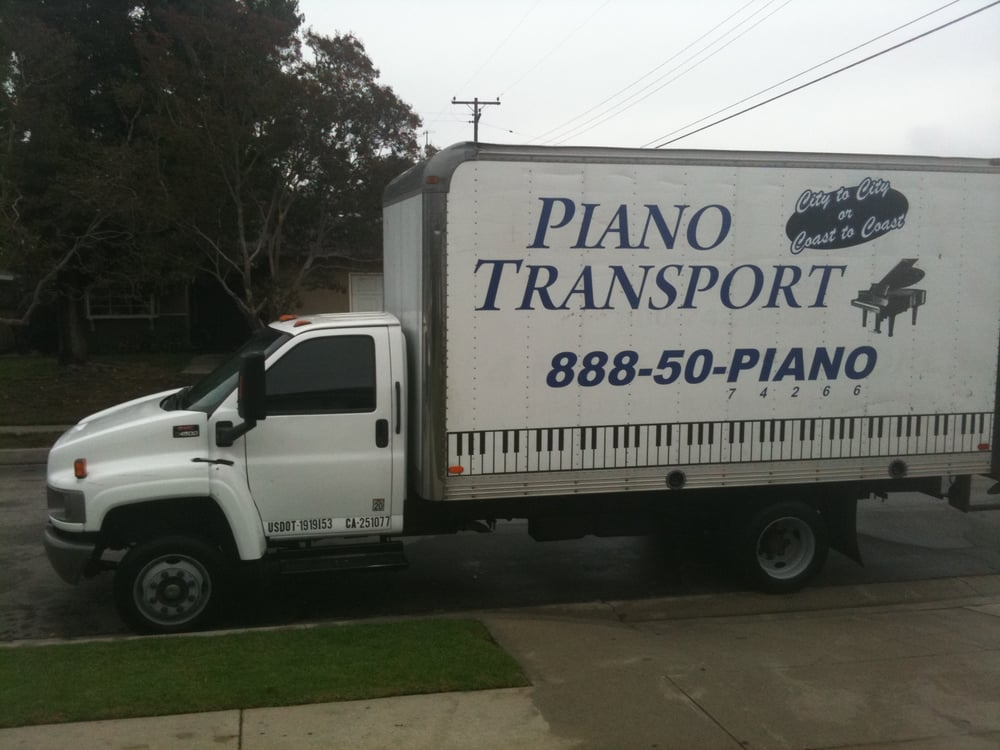 piano transport 24 photos 16 reviews transportation 155 n marcile ave glendora ca. Black Bedroom Furniture Sets. Home Design Ideas