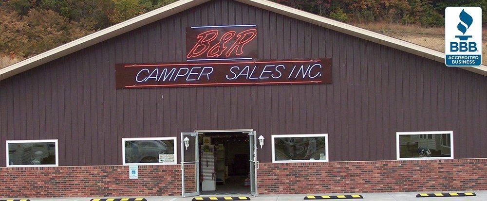 B & R Camper Sales: 777 Rte 422 E, Butler, PA