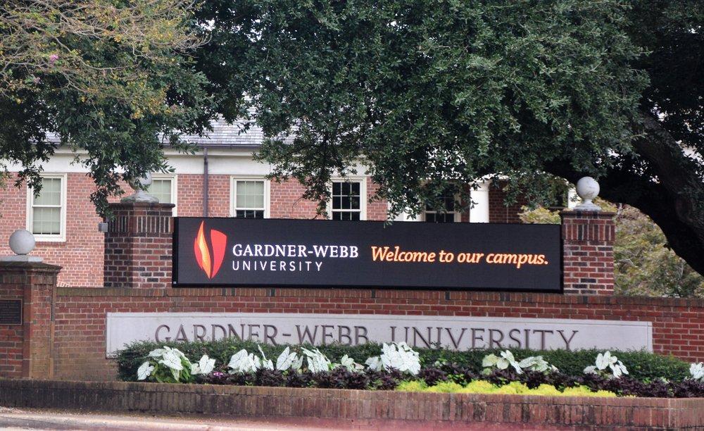 Gardner-Webb University: 110 S Main St, Boiling Springs, NC