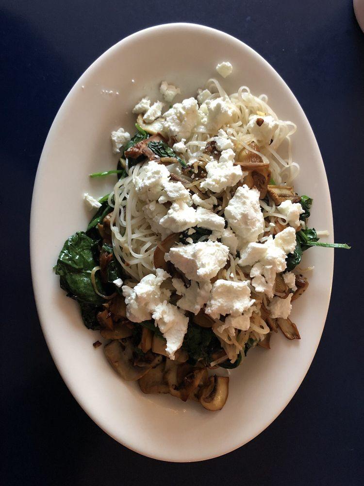 Bela Vegetarian Restaurant: 68 Masonic St, Northampton, MA