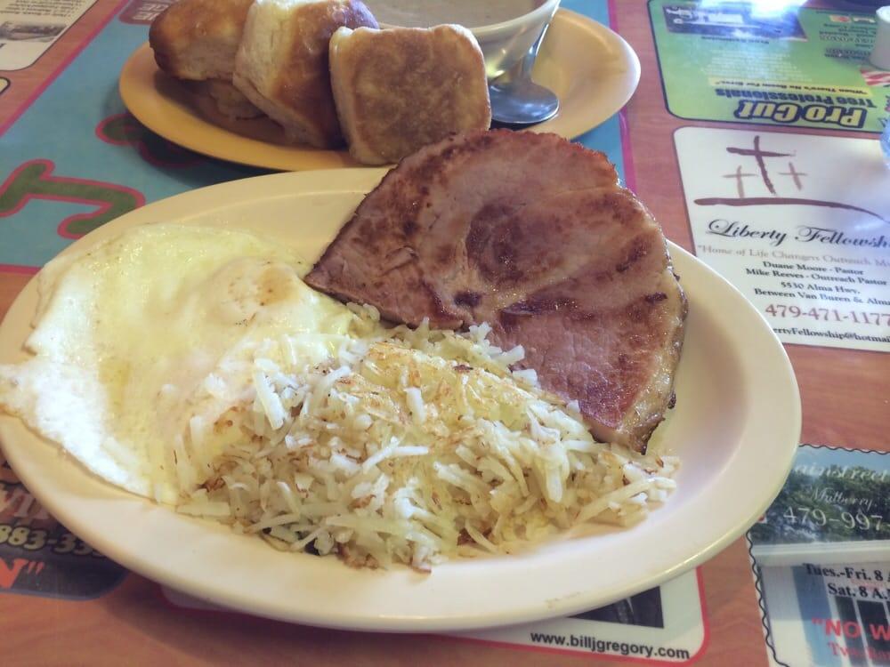 J & J Restaurant: Highway 64 & # 71, Alma, AR