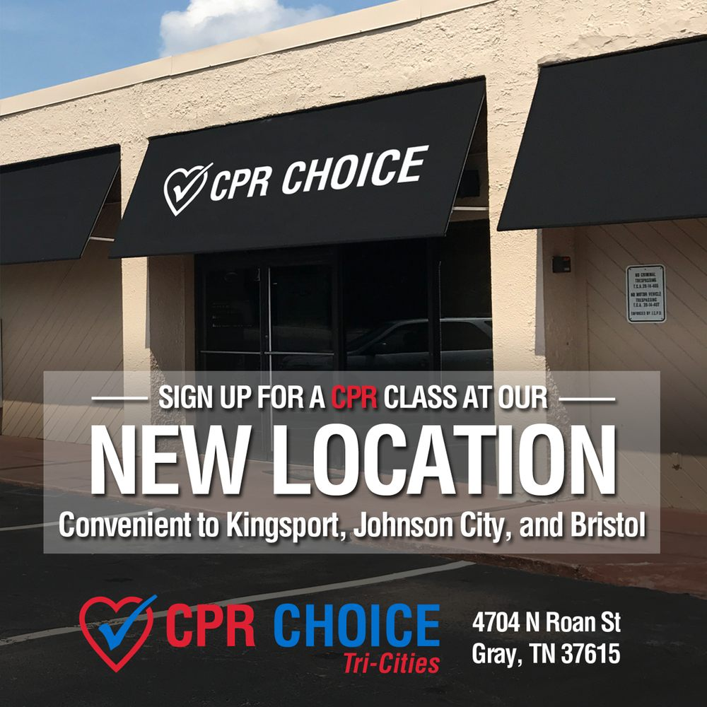 Cpr choice tri cities cpr classes gray tn 4704 n roan st cpr choice tri cities cpr classes gray tn 4704 n roan st reviews phone number yelp xflitez Gallery