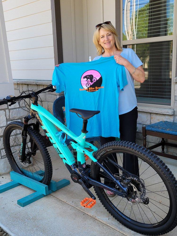 Smiley Bike Rentals: Bentonville, AR