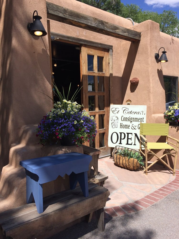 Et Cetera Consignment Home and Gift: 4516 Corrales Rd, Corrales, NM
