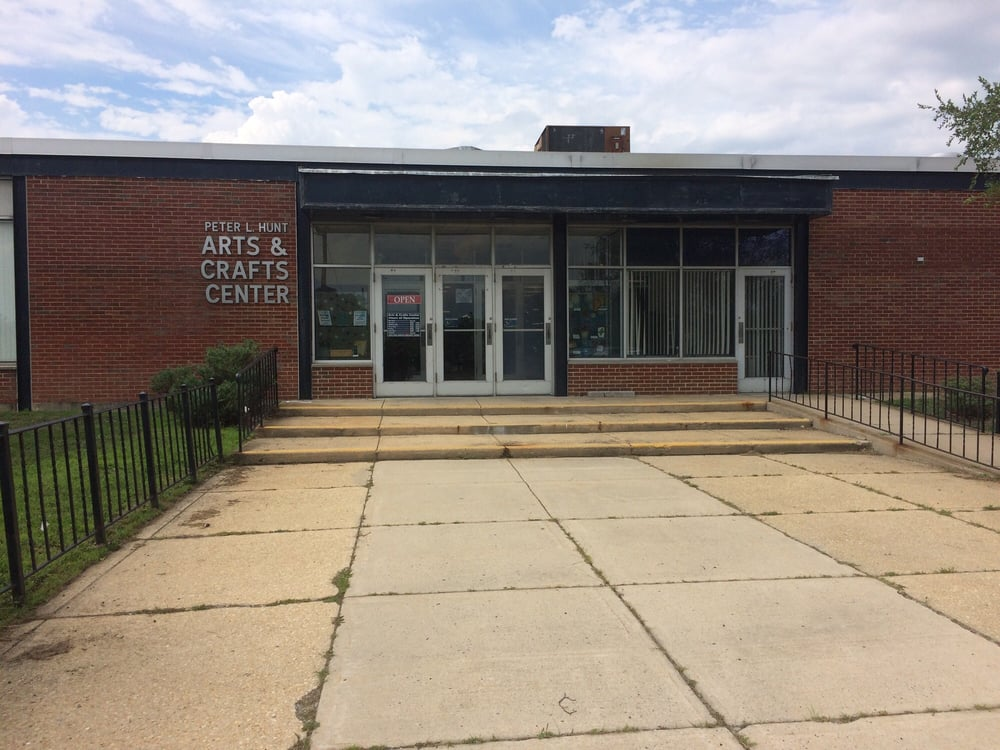 Arts & Crafts Center: 6039 Philadelphia St, Fort Dix, NJ