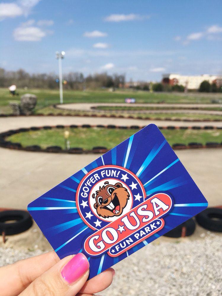 GO USA Funpark: 2270 Armory Dr, Murfreesboro, TN