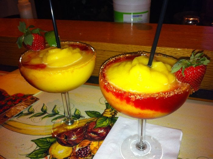 Mango Strawberry Margaritas Yelp
