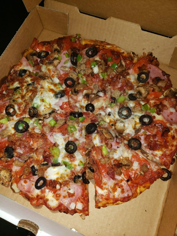 Gilberts Louisiana Pizza House