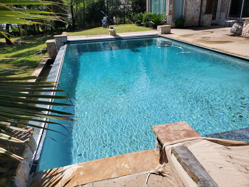 Certified Pools: Eustace, TX