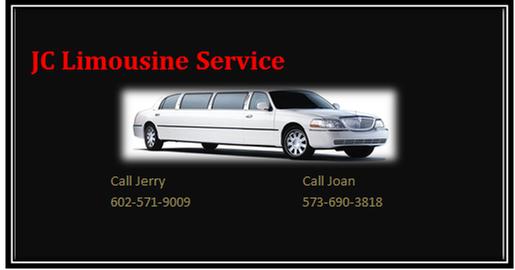 JC Limousine Service: 416 Schellridge Rd, Jefferson City, MO