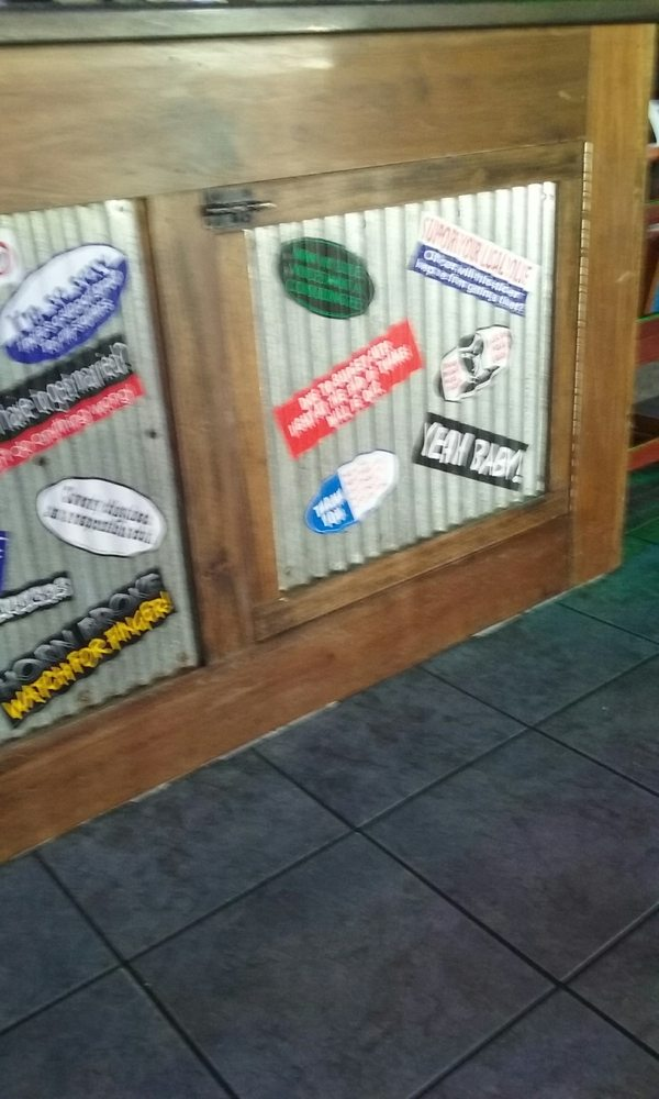 Photo of tijuana flats jacksonville fl united states and more bumper stickers