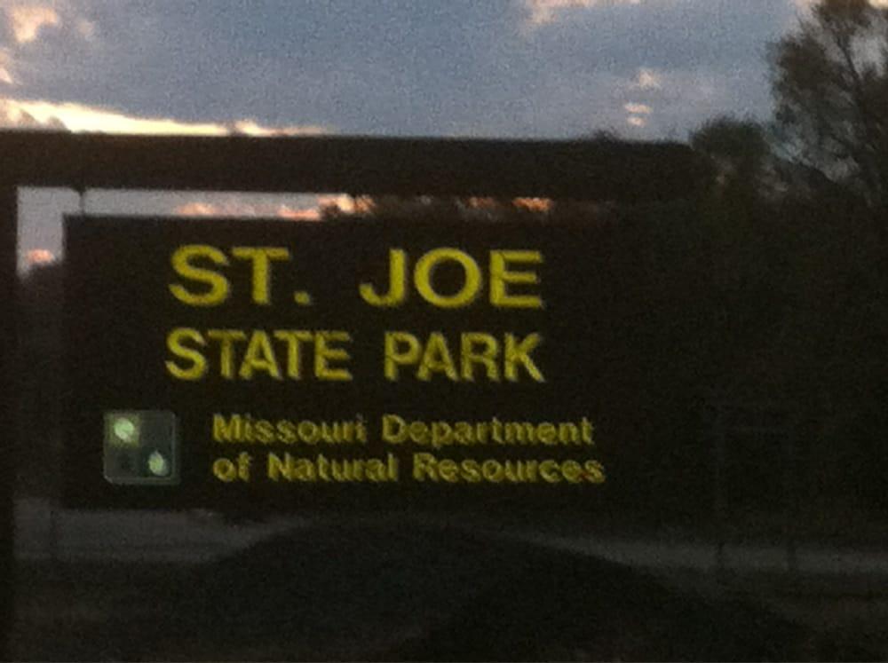 St Joe State Park: 2800 Pimville Rd, Park Hills, MO