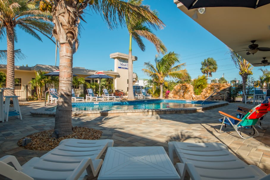 Island Cay At Clearwater Beach Phone Number