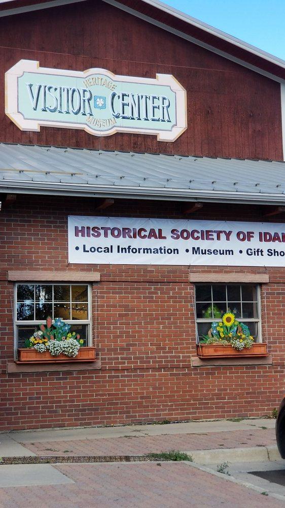 Idaho Springs Visitor Information Center