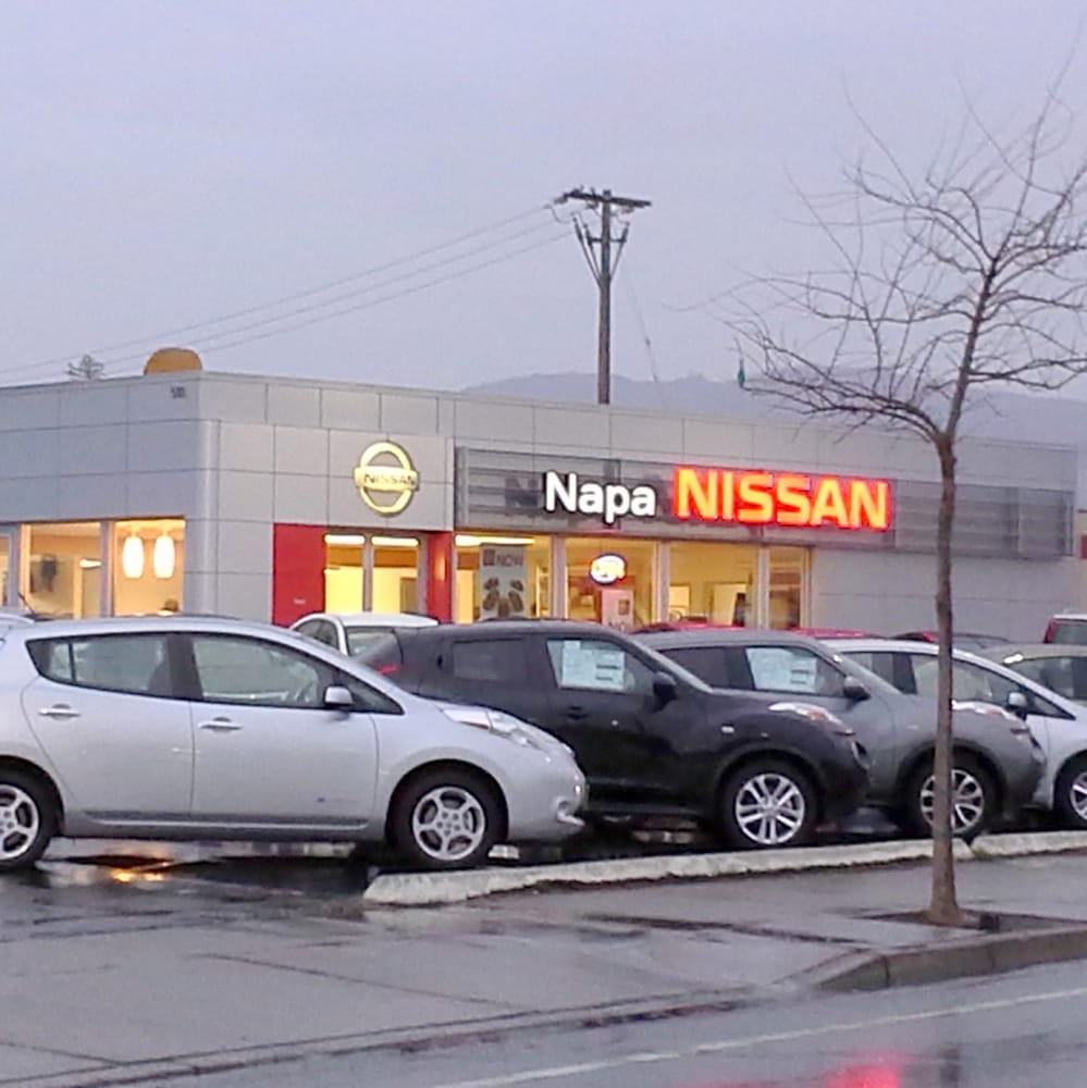 Nissan Car Dealerships Near Me: 510 Soscol Ave
